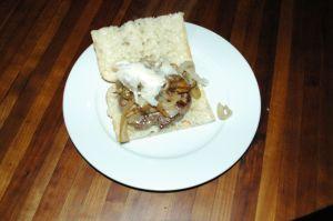 Marsala Burger