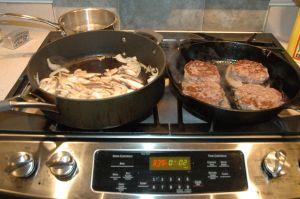 Marsala Cooking