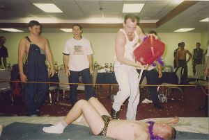 Punk Wrestling