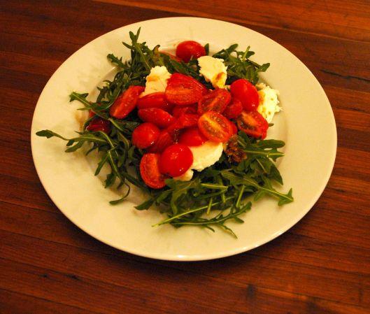Tomato Arugula
