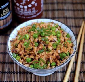 Sirachi Fried Rice