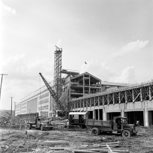 Pentagon Construction